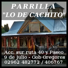 Parrilla Lo de Cachito
