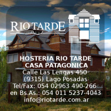 Hostería Río Tarde Casa Patagónica