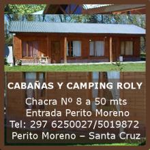Cabañas y Camping Roly