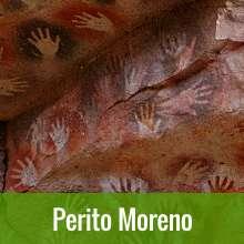 Perito Moreno, Santa Cruz, Patagonia Argentina