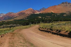 Camino Monte Zevallos
