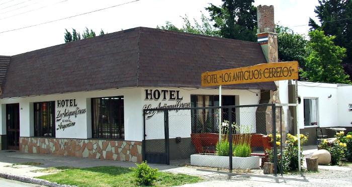 Hotel Los Antiguos Cerezos
